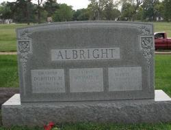 Marie C <i>Hoffmann</i> Albright