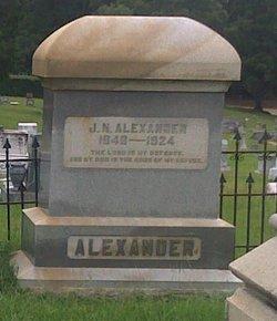J N Alexander