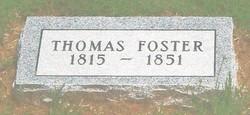 Thomas Foster