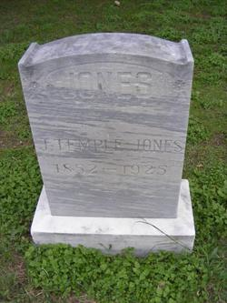 John Temple Jones