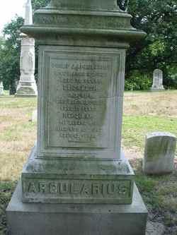 Elizabeth <i>Grim</i> Arcularius