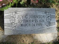 Joy G. Johnson