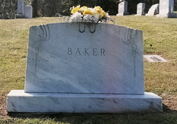 Jocy Marie <i>Powell</i> Baker