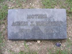 Agnes Z Wakefield