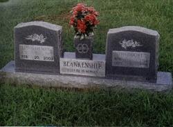 Hannah May <i>Holman</i> Blankenship