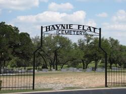 Haynie Flat Cemetery