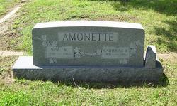 Catherine Winnie <i>Connor</i> Amonette