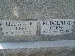 Lillian Pearl <i>Sisson</i> Cleff