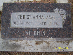 Christianna Dolbell <i>Riding</i> Allphin