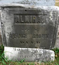 Almira <i>Follett</i> Brown