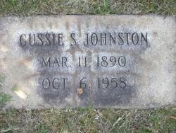 Gussie Mae <i>Stockard</i> Johnston