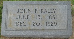 John Franklin Raley