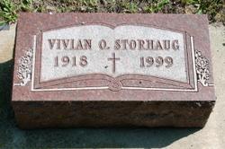 Vivian <i>Olson</i> Storhaug
