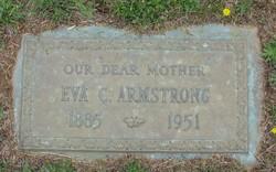 Eva Catherine <i>LeMaster</i> Armstrong