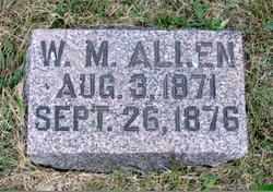 W. M. Allen