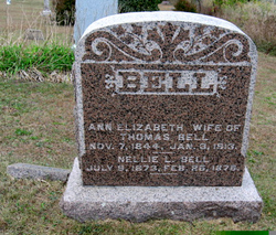 Nellie L. Bell