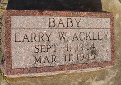 Larry W. Ackley