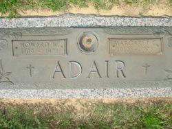 Margaret C Adair