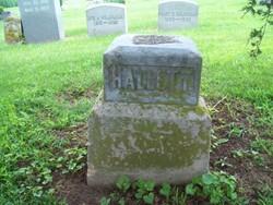 Martha Patsy <i>Brock</i> Hallett