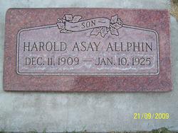 Harold Asay Allphin