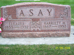 Harriett <i>Hatch</i> Asay