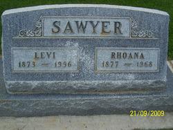 Rhoana Elizabeth <i>Hatch</i> Sawyer