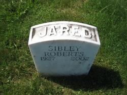 Jared Sibley Roberts