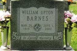 William Upton Barnes