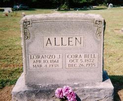 Cora Bell <i>Abernathy</i> Allen