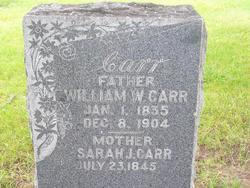 William W Carr