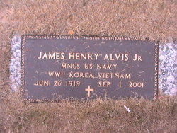 James Henry Alvis, Jr