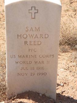 Sam Howard Reed