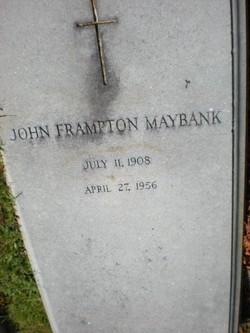John Frampton Maybank