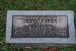 Julia <i>Carey</i> Bragg