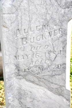 Allen Buckner