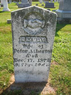 Betsy <i>Bailey</i> Atherton