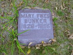 Mary <i>Fikes</i> Bunker