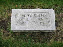Roy William Simpson