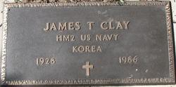 James Travis Clay