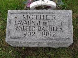 Lavaun J <i>Garrett</i> Baehler