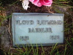 Floyd Raymond Baehler