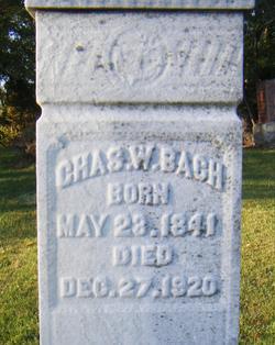 Charles W Bach