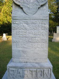 Pvt Hiram Barton