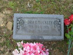 Nora Elizabeth Buckley