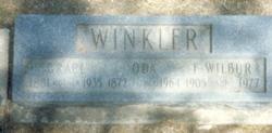 Frank Wilbur Bub Winkler