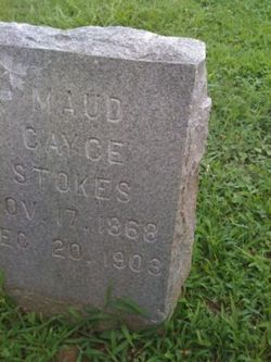 Maud <i>Cayce</i> Stokes