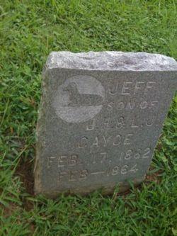 Jeff Cayce