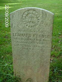 Capt Leonard Krauss