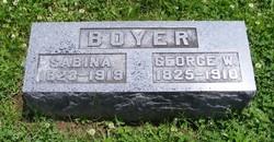 George W. Boyer