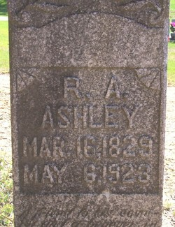 Richard A. Ashley, Sr